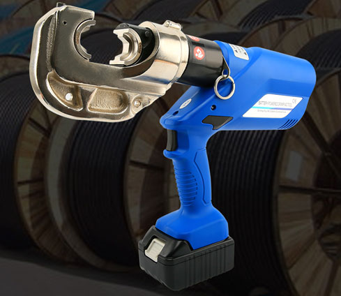 How to maintain the cable cutter routinely?