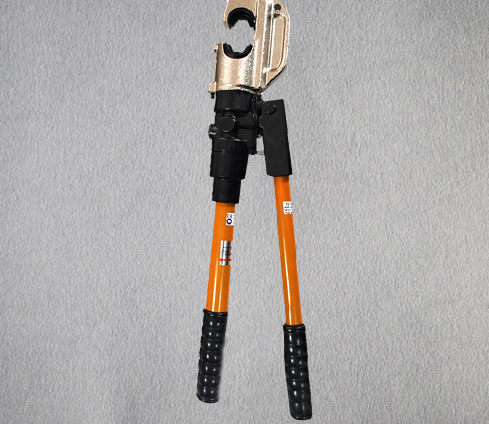 What are the types of electric cable cutters and what are their application areas