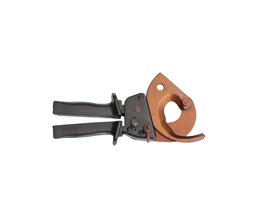 China supplier Power Construction Tools Hand  Ratchet  Cable  Cutter J-40A For 300mm2 Copper&Aluminum Cable